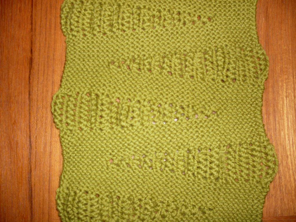 Action Hero : : Knitting Weblog