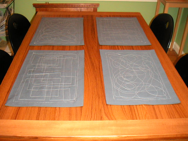placemats action